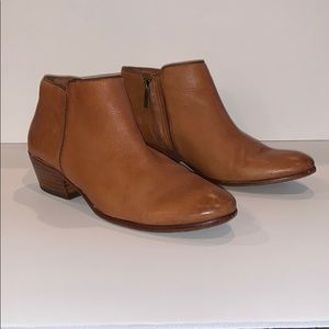 Sam Edelman Leather Booties